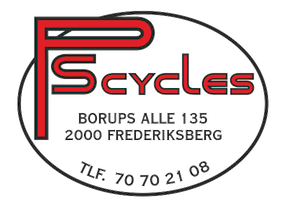 Ps Cycles Retina Logo